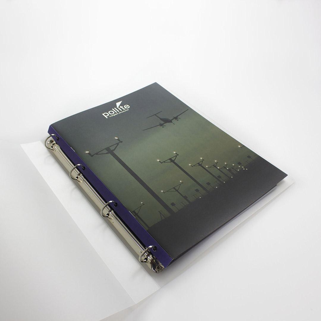 pollite brochure_plastic folder open_square